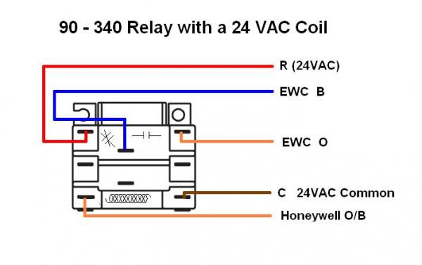 Wi Fi Thermostat Wiring Diagram Also Cooling Fan Relay Wiring