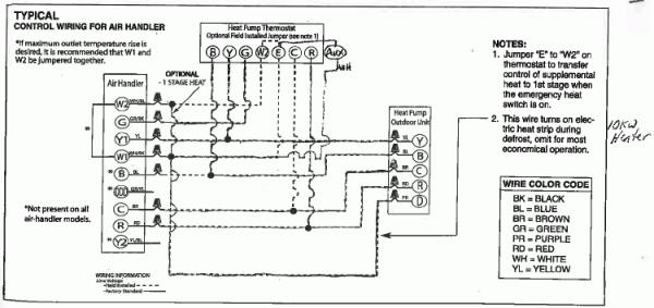York Heat Pump Fuse Box - List of Wiring Diagrams York Air Handler Wiring Diagram on