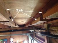 2x4 Joists - DoItYourself.com Community Forums