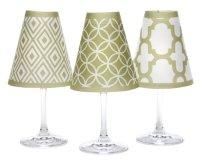 wine glass lamp shades pattern | Roselawnlutheran