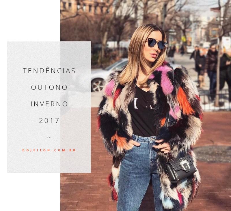 tendências inverno 2017