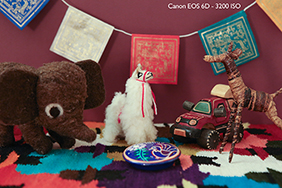 Canon EOS 6D ISO