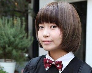 Model Rambut Bob Pendek Wanita Korea 2013