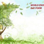 विश्व पर्यावरण दिवस पर कविता Hindi Poem on world Environment day