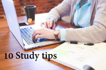 10 Study tips to achieve your goal in 2017 पढ़ाई में ध्यान लगाने के 10 तरीके