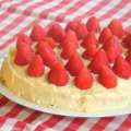 Torta Fragole e Crema Chantilly (1)