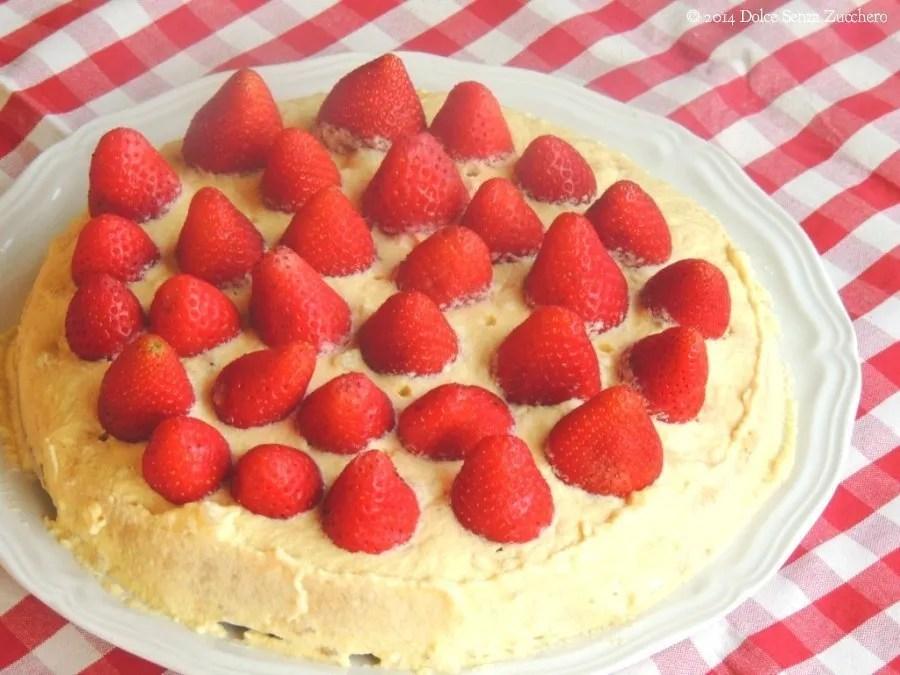 Torta di Fragole e Crema Chantilly (4)