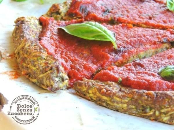 Pizza con le zucchine (3)