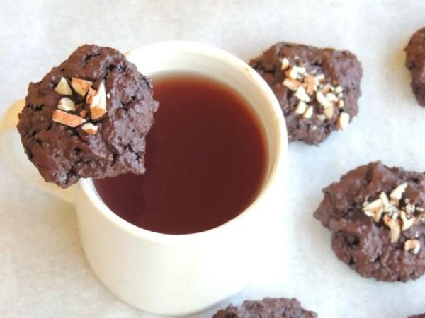 Biscotti Natalizi Panforte al Profumo di Arancia (Senza Farina e Senza Glutine)