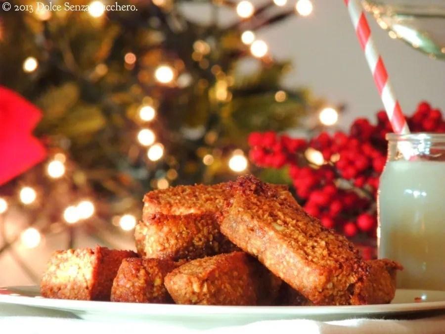 Biscotti Speziati delle Feste (Ricetta Naturale e Biologica)