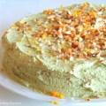 Torta di Carote, Mandorle e Arance (Crudista) | Dolce Senza Zucchero (7)