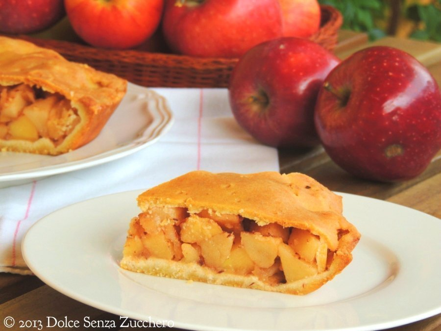 Torta di Mele_Apple Pie_con stevia (10)