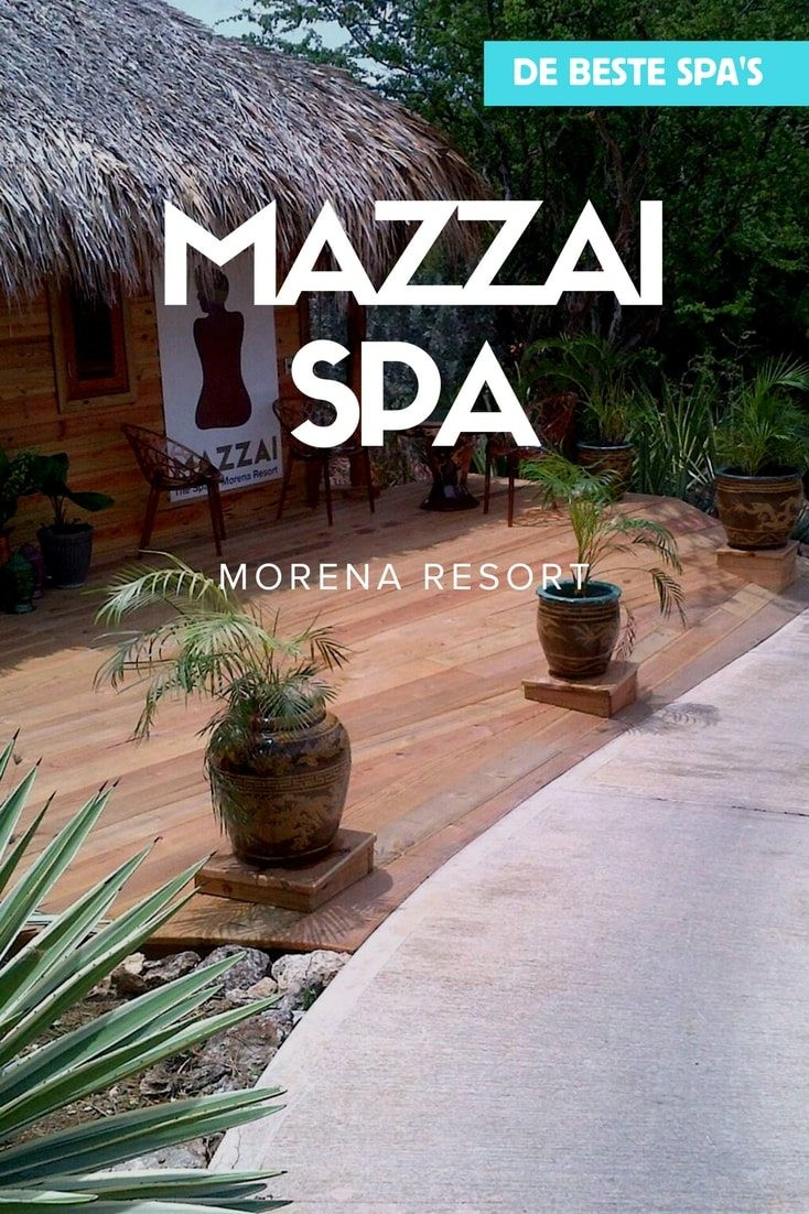 favoriete spa & welness - Mazzai Spa