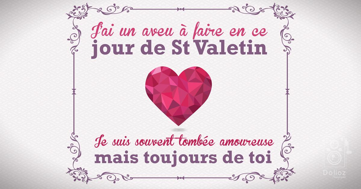 OFFERT \u2013 Carte Facebook St valentin \u2013 Blog Dolioz