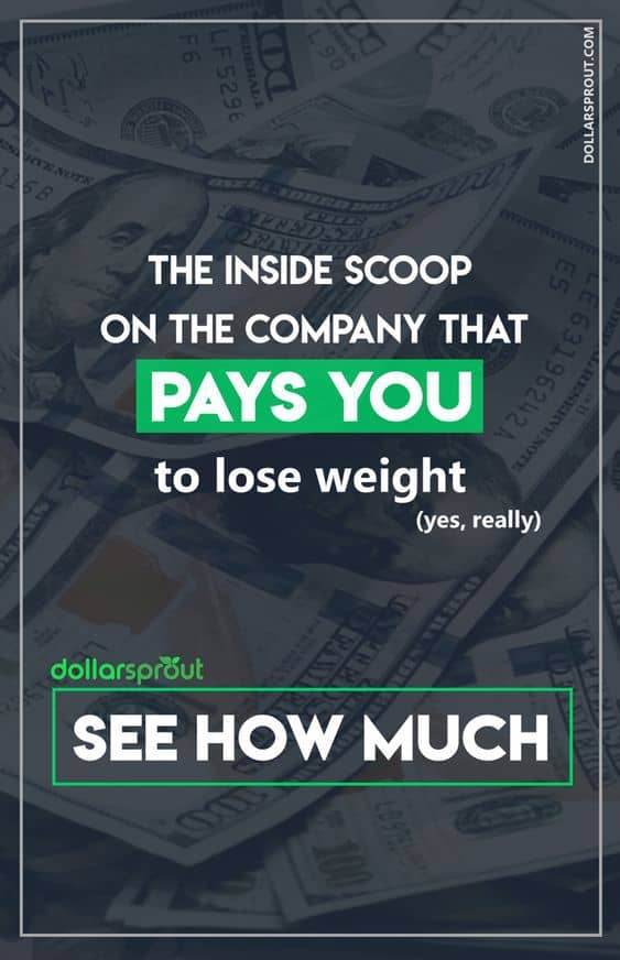 Can you really get paid to lose weight? (Our HealthyWage Review)