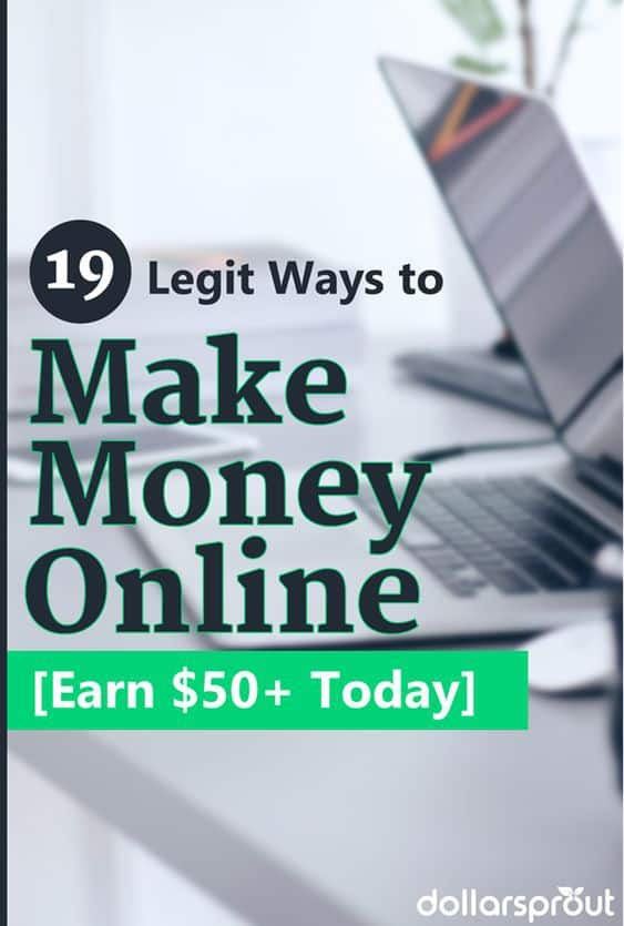 20 Simple Ways to Make Money Online for Free (Without Investment)