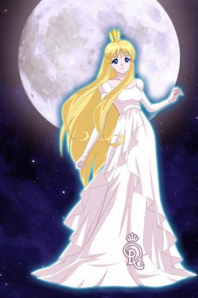 anime baby princess