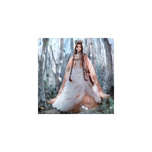 Barbie Faraway Forest Collection - Lady of the White Woods