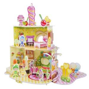 Melissa & Doug Home Sweet Home 3D Puzzle