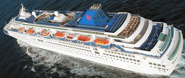 The 39louis Majesty39 Cruise Ship Louis Cruises