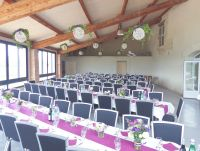 Disposition table mariage pour 70 personnes  Ustensiles ...