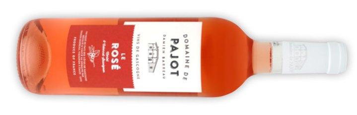Rosé domaine Pajot