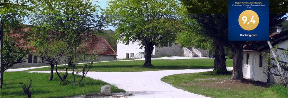 Homepage Domaine Saint Fort