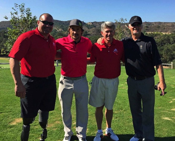 Orange County Supports Our Troops Golf Tournament