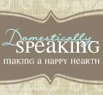 Domestically Speaking