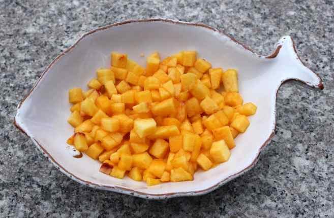 Peach-salsa-diced-peaches
