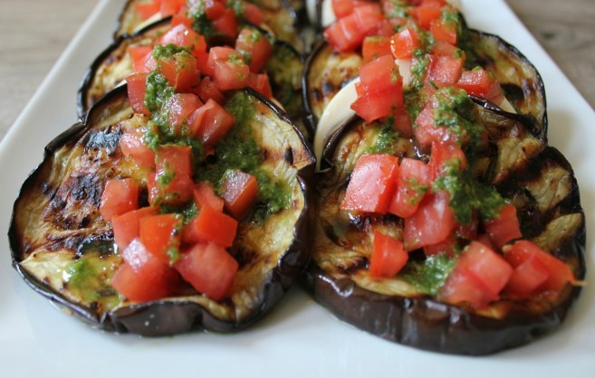 grilled-eggplant-with-mozzarella-tomatoes-and-basil-vinaigrette-1