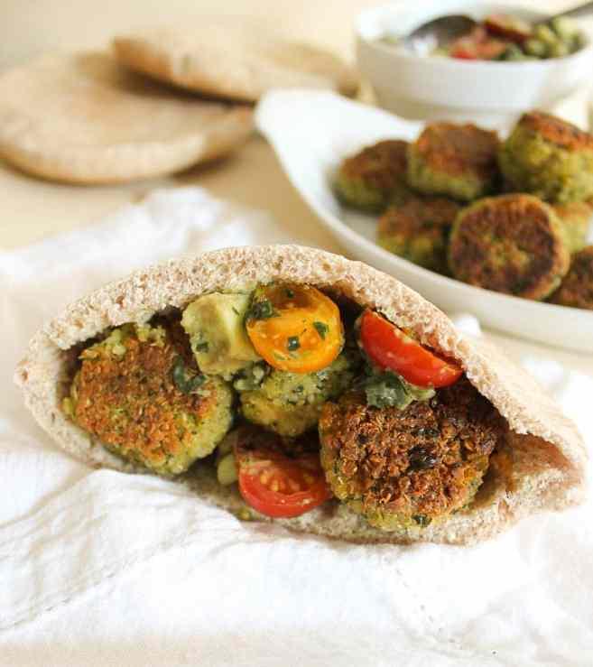 quinoa-falafel-with-avocado-tomato-relish-and-yogurt-tahini-dressing-4 ...