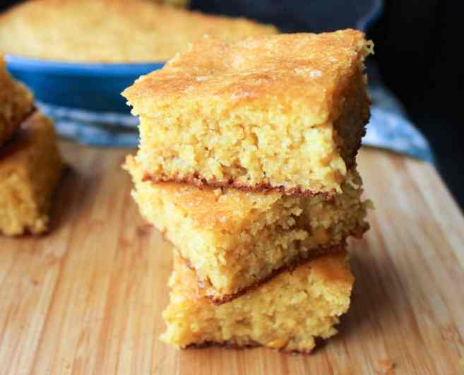 12-Foolproof-Fourth-of-July-Recipes-Skillet-Cornbread