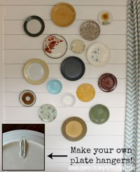 Sometimes I Give Terrible Advice - A Plate Wall Update ...