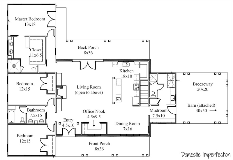 garage electrical layout
