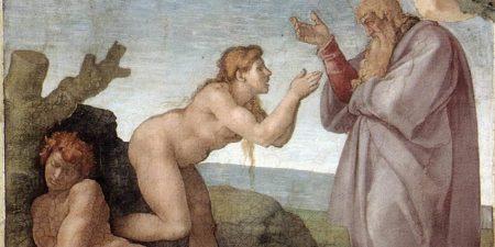 Michelangelo, Creation of Eve