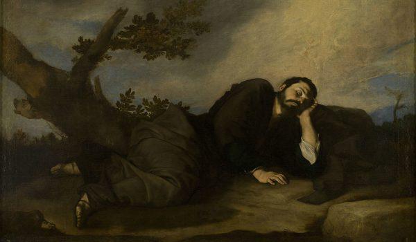 José de Ribera, El sueño de Jacob