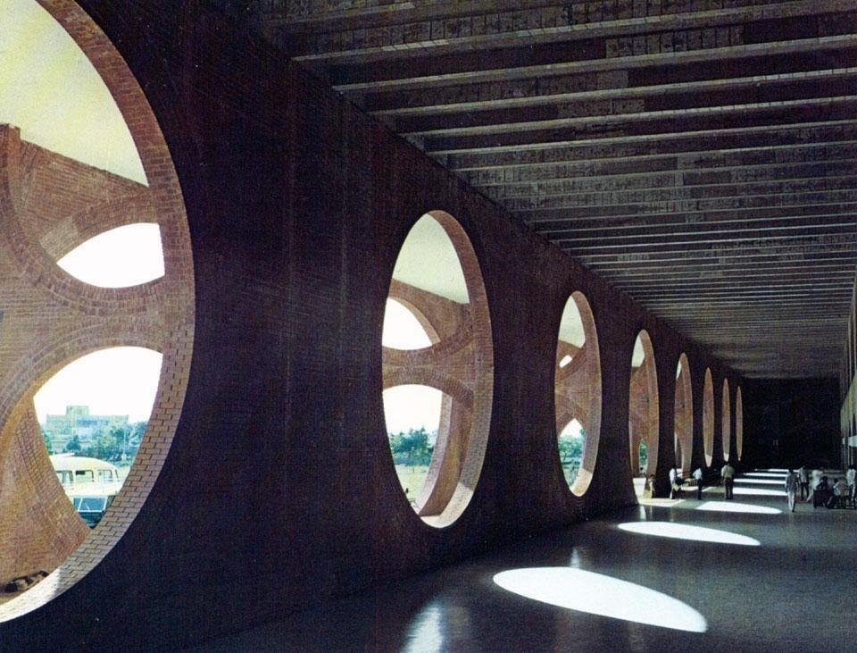 Louis Kahn In Dacca Domus