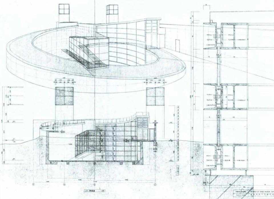 diagram of dam building
