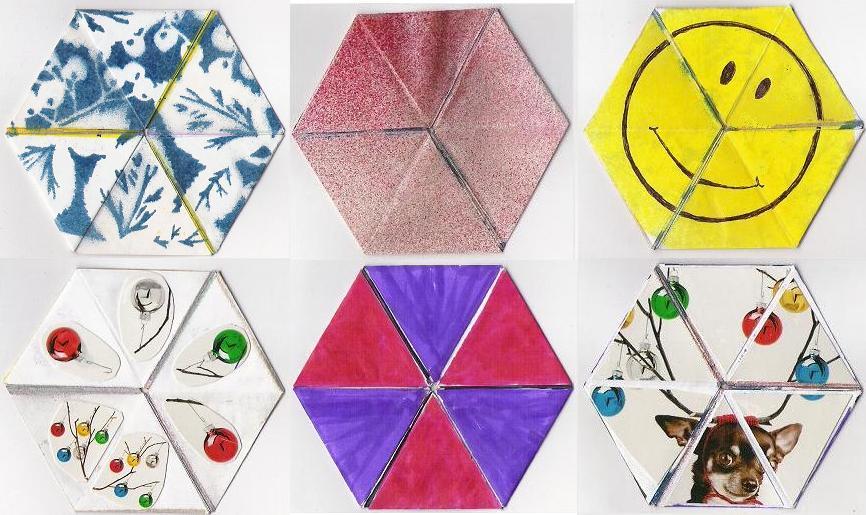 Hexaflexagon - for sale