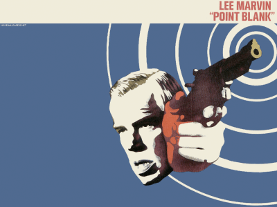 Point Blank Poster (1968)