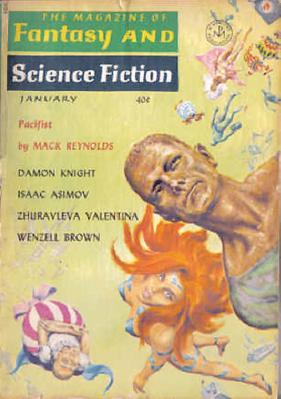 Fantasy and Science Fiction (Jan, 1964)