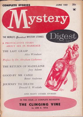 Mystery Digest (Jun, 1959)