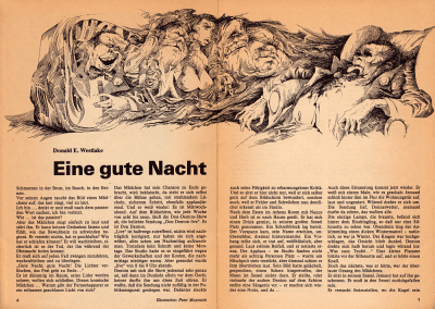 Das Magazin (Germany) (Aug. 1984)