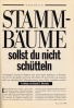 Das Magazin (Germany) (Feb, 1997) Family Tree Thou Shalt Not Shake