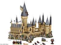Llegar nuevo Lego de Harry Potter arma el castillo de ...