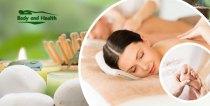 Καλοκαιρινή προσφορά!! Μόνο 13€ από 80€ (-80%) για ένα (1) full body σουηδικό massage με εφαρμογή πρεσσοθεραπείας στα πόδια (διάρκειας 45) με Δώρο μία (1) φυσιοθεραπεία (διάρκειας 45) και μαζί μία ανίχνευση εστιών φλεγμονής, στο πολυδύναμο κέντρο ευεξίας Body and Health, στην Αθήνα, πλησίον Μετρό Αμπελόκηποι.