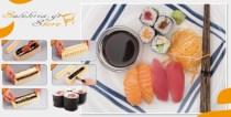 Μόνο 11,90€ από 30€ (-61%)για ένα Σετ Sushi Maker, 10 τεμαχίων και καλέστε τους φίλους σας να θαυμάσουν τα δικά σας τέλεια sushi που θα είναι σαν να τα έφτιαξε ο πιο έμπειρος επαγγελματίας, από την Sulehria Store στην Αθήνα ή αποστολή σε όλη την Ελλάδα.