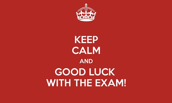 BEST WISHES TO STUDENTS SITTING STATE EXAMS IN DONEGAL TODAY