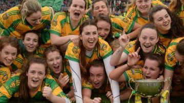 Donegal ladies